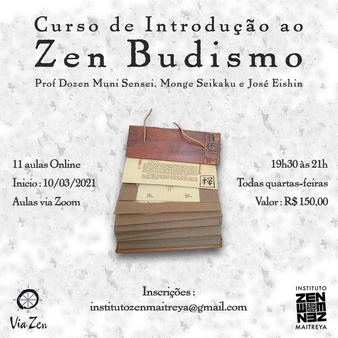 Curso de Introdução ao Zen Budismo