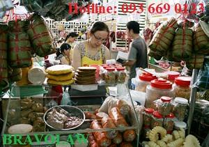 đăng ký vệ sinh an toàn thực phẩm cho cơ sở bán thực phẩm