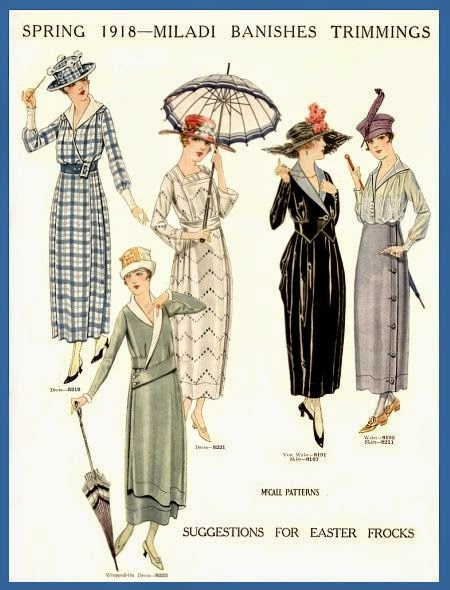 Spring Fashions For Ladies