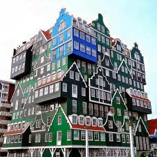 The Inntel Hotel, Belanda.