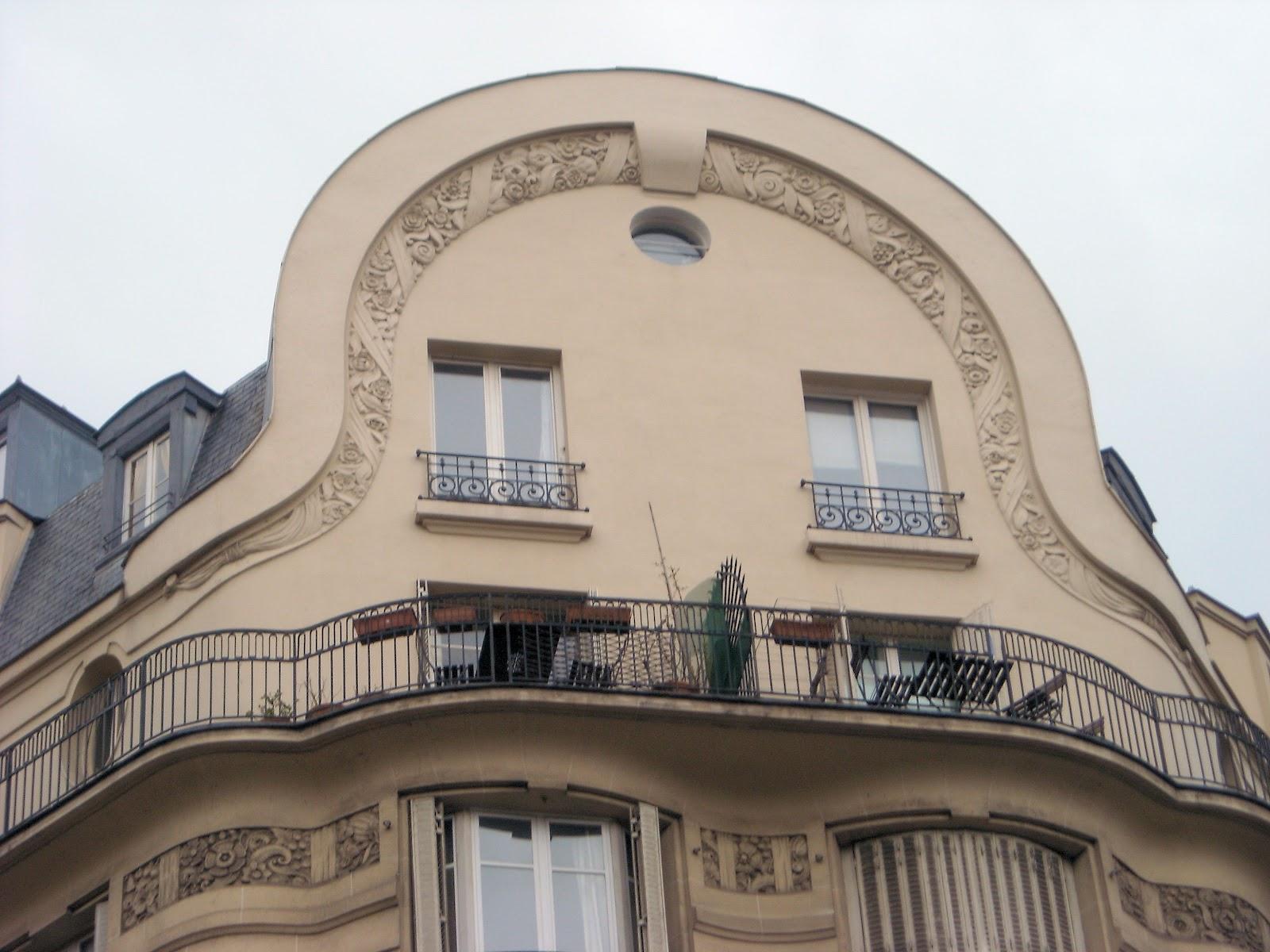 l'architecture parisienne des années 1920 à 1940 : l'art-déco et le