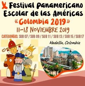 X Festival Panamericano Escolar de las Américas 2019 (Dar clic a la imagen)