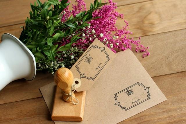 sobres craft invitaciones de boda hermanas bolena