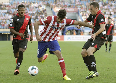 ATLETICO DE MADRID LIGA 2013