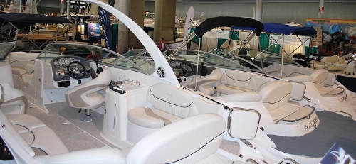 boat show in march