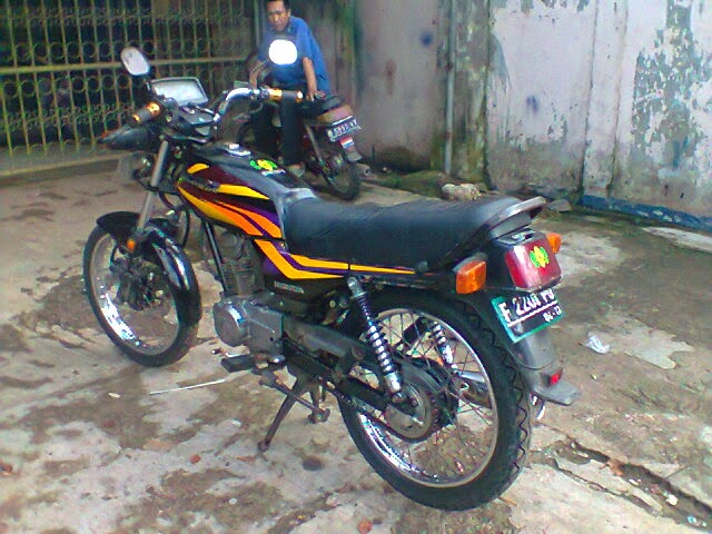 Spesifikasi Honda GL Max Neotech - Si Bandel, Irit nan