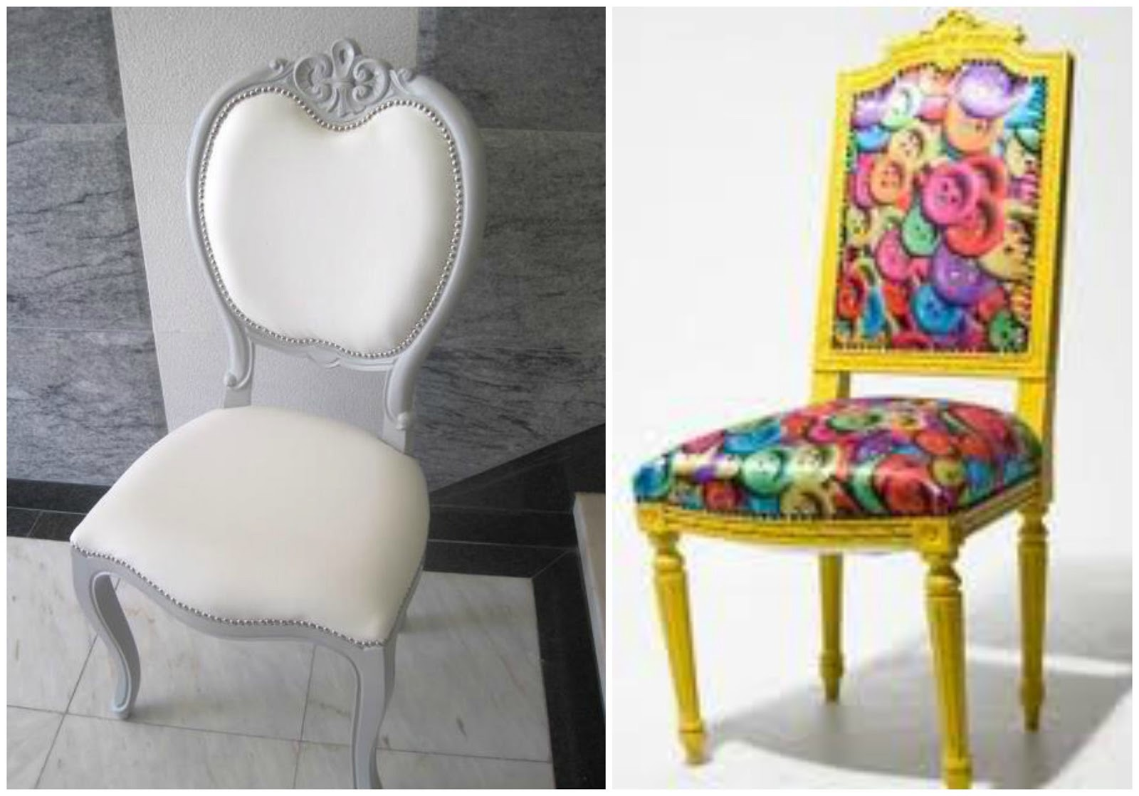 : Reformando Cadeiras de Madeira e de Plástico e Peças em Patchwork #B49B17 1600x1118
