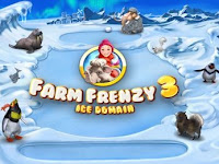 Download Game Android Farm Frenzy 3: Ice Domain APK Full