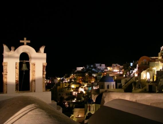 Caldera - Santorini