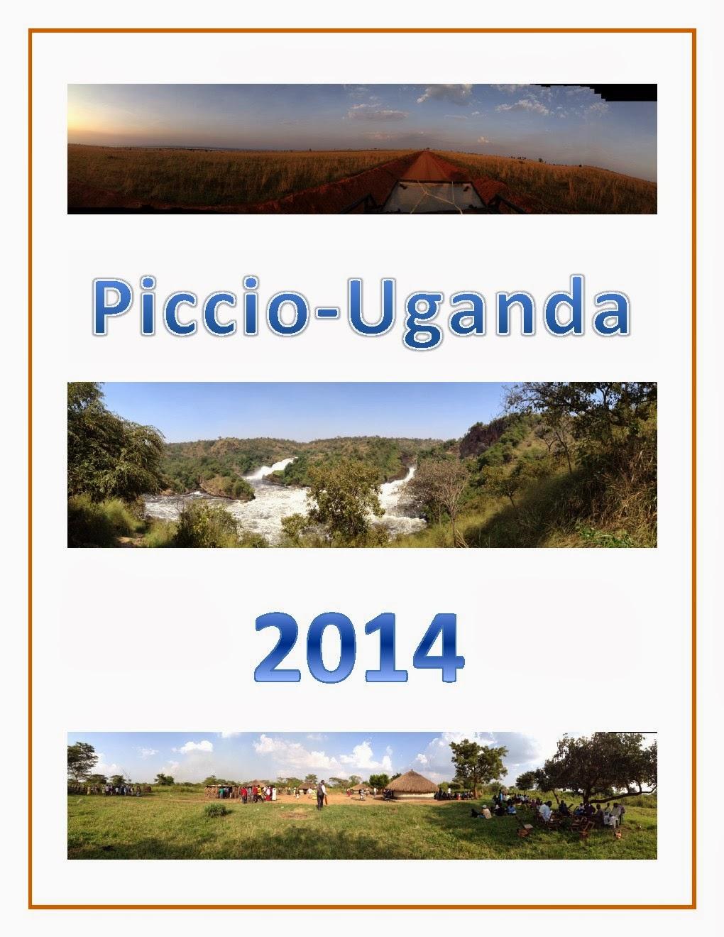 Calendario Piccio-Uganda 2014