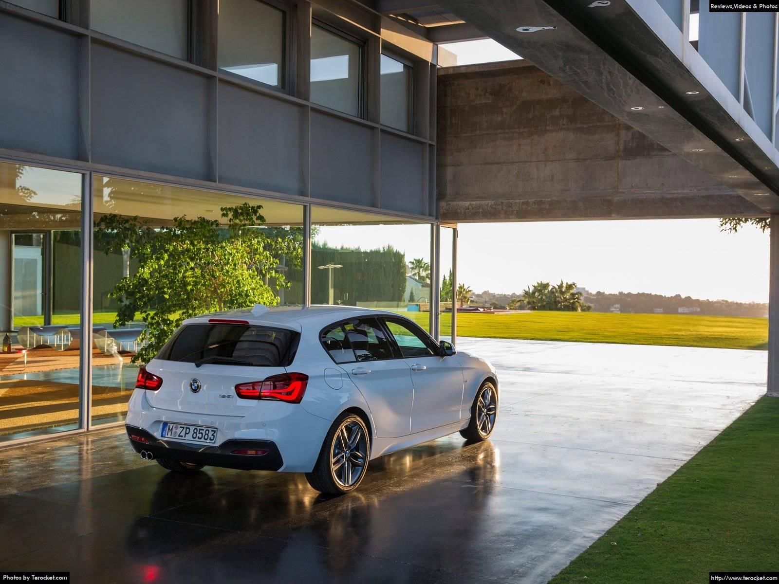 Hình ảnh xe ô tô BMW 1-Series 2016 & nội ngoại thất