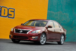 For the money, 2014 Altima tough to pass up