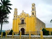 Iglesia San Juan Merida Yucatan Mexico