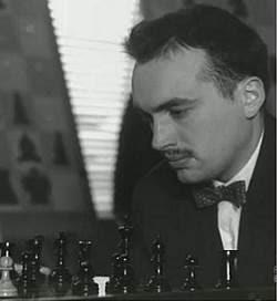 Miquel Farré en el I Torneo Internacional de Ajedrez Costa del Sol 1961