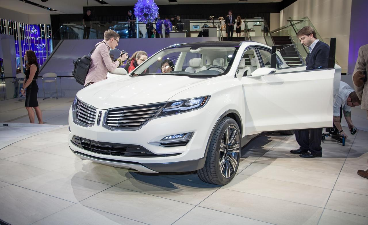2015 Lincoln Mkx 2015 lincoln mkc 2 pictures