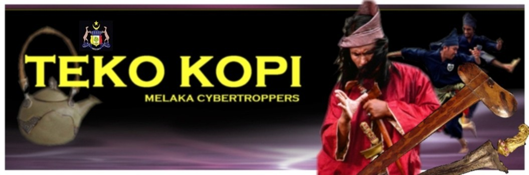 TEKO KOPI  AG MELAKA CYBERTROPPERS