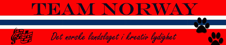 Team Norway ~Landslagsprosjekt i kreativ lydighet