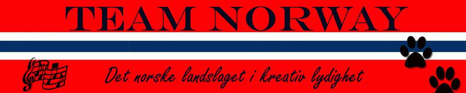 Team Norway ~Landslagsprosjekt i kreativ lydighet