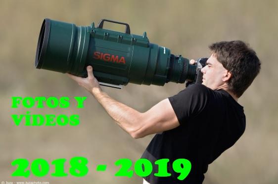 ÁLBUM FOTOS 2018-2019