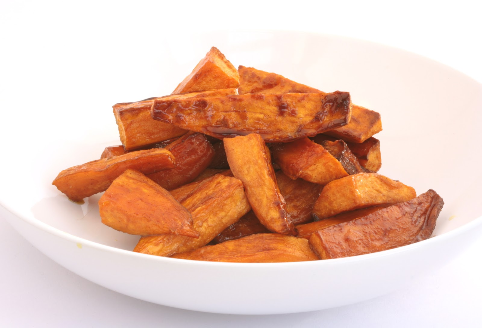 Spicy Sweet Potato Wedges + Five Etceteras Recipe — Dishmaps