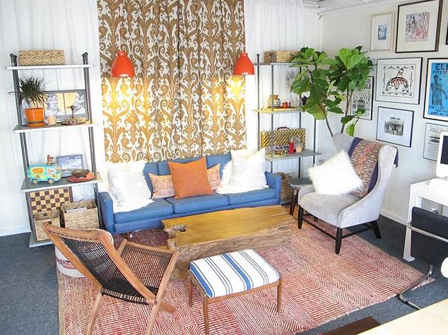 danielle oakey interiors: Textiles Thursdays: Amber Interior Design