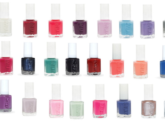 £1 Nail Polishes with MUA