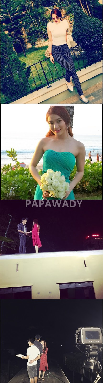 Wutt Mhone Shwe Yi - Papawady Celebrity of The Month
