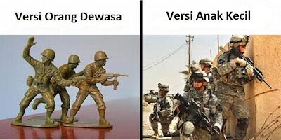 Anak vs Dewasa