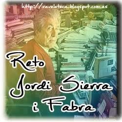 Reto Jordi Sierra i Fabra