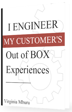 I ENGINEER MY CUSTOMER'S OUT OF BOX EXPERINCES