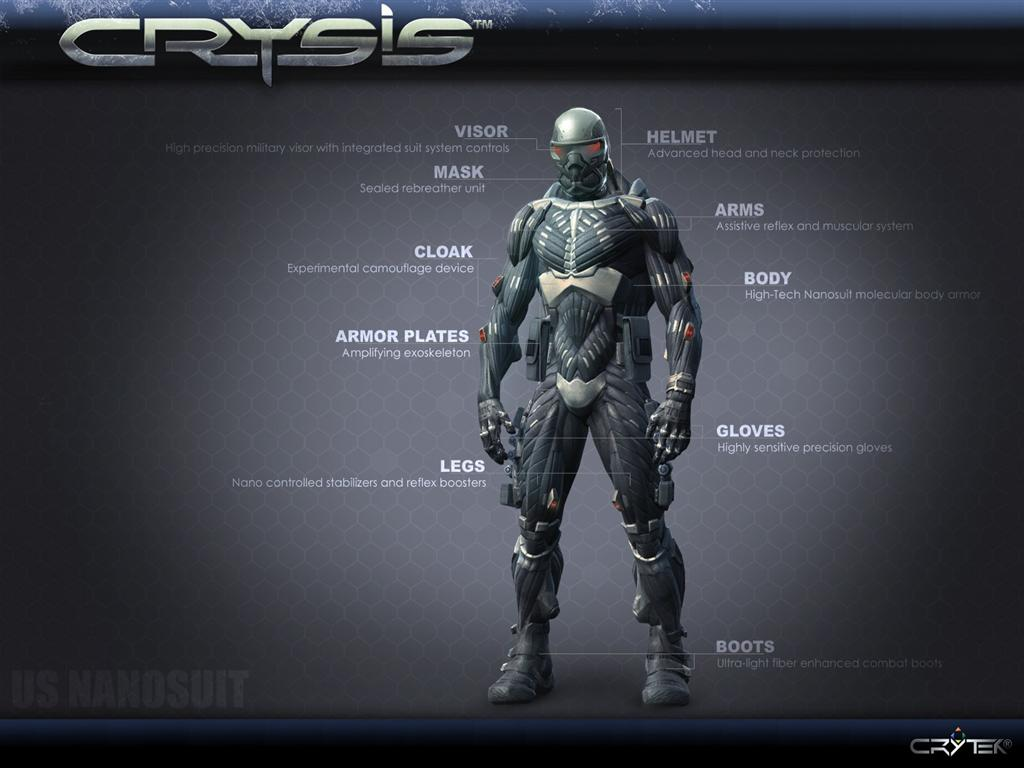 Crysis HD & Widescreen Wallpaper 0.955543738261835