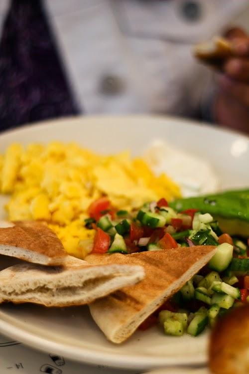 Jack's Wife Freda NYC Restaurant soho new york Mediterranean Breakfast