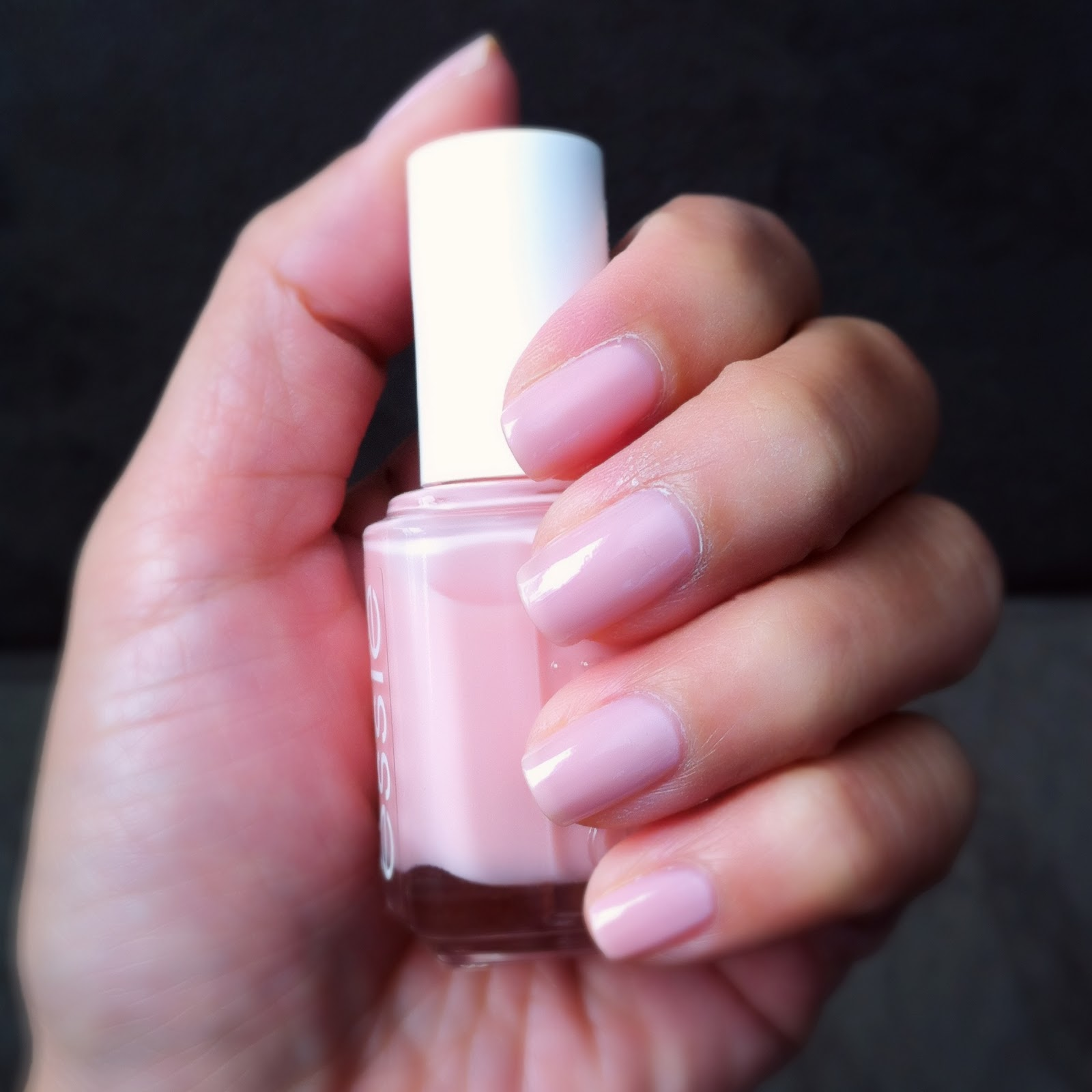 Style By Cat: Essie nail lacquer in Spaghetti Strap