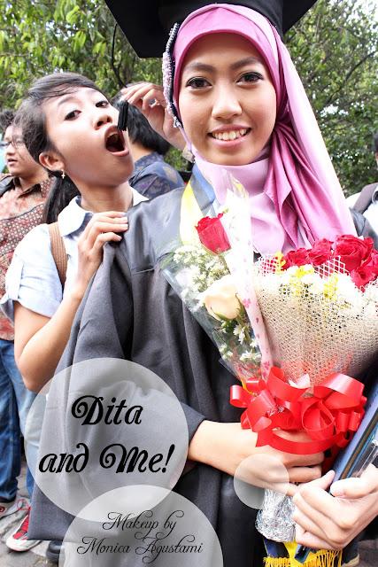 Jasa makeup wisuda di Yogyakarta