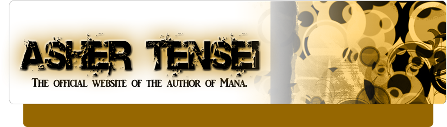 The Official Website of Asher Tensei