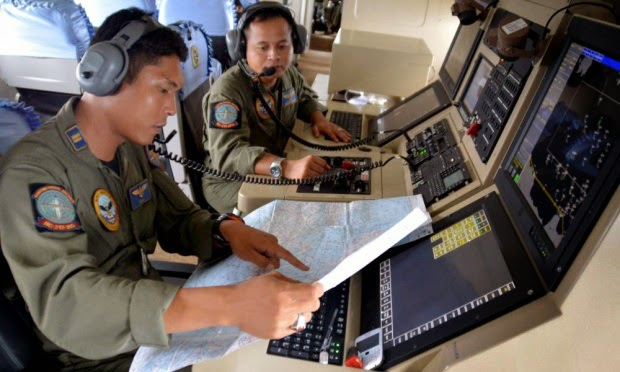 Operasi SAR Kesan Tumpahan Minyak Di Perairan Tanjung Pandan, info, terkini, berita, Operasi Mencari Pesawat AirAsia, pesawat AirAsia Indonesia QZ8501,