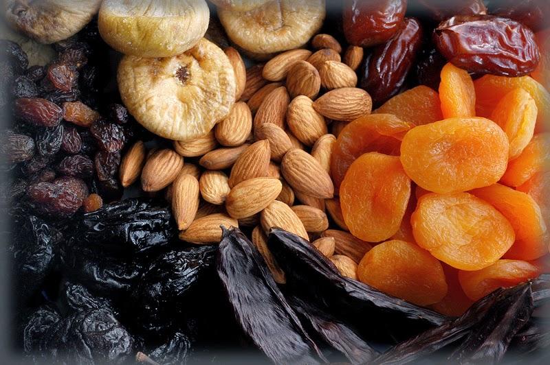 Калорийность фруктов