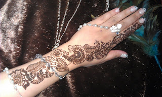 Latest Eid Mehndi Design