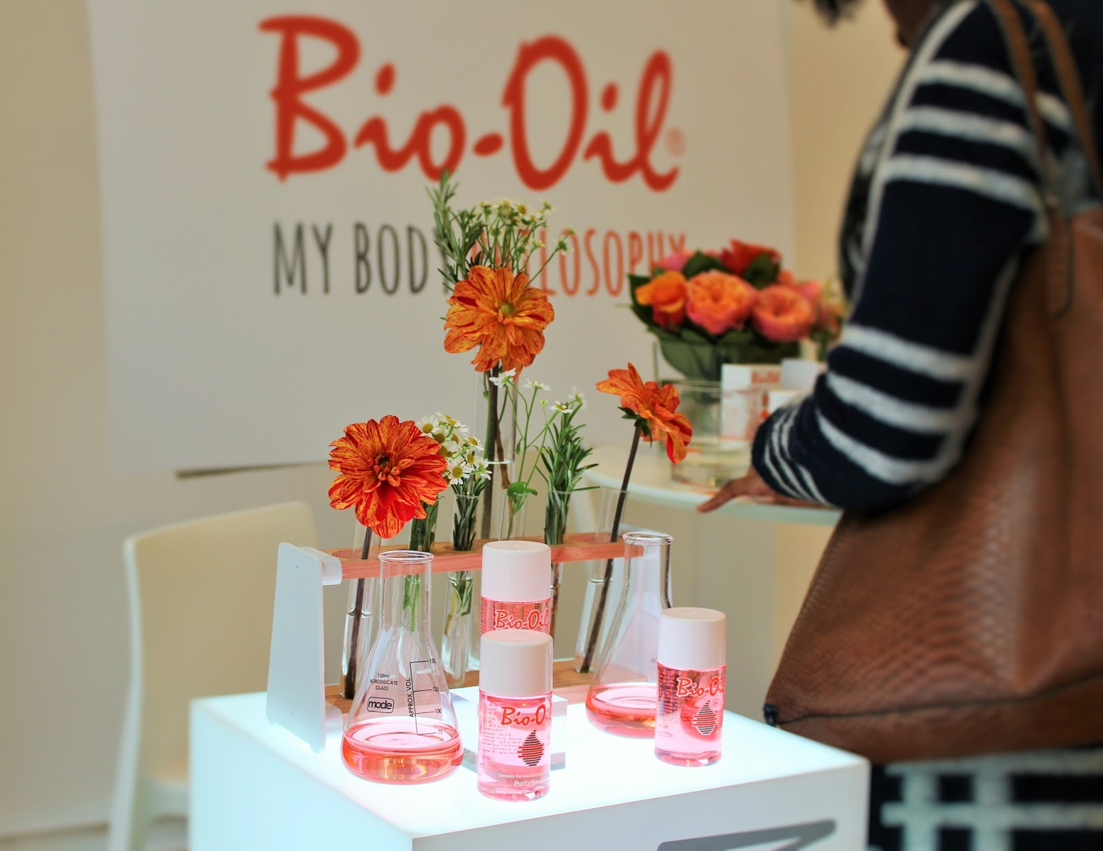 Pegasus Beauty Showcase - Bio-Oil