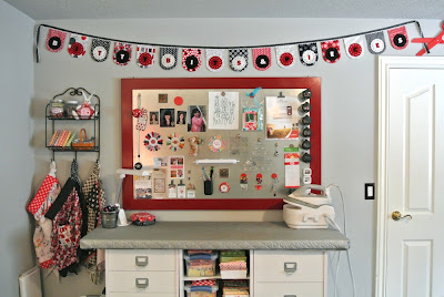 sewing room plans