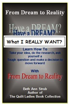 free class on how to make your dream a reality