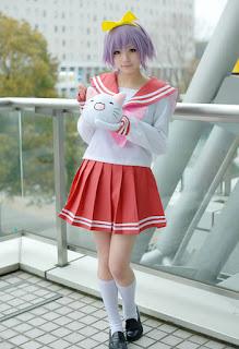 Lucky Star Tsukasa Hiiragi Cosplay by Aka