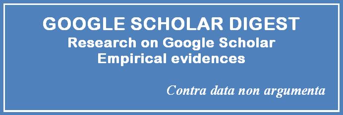 Google Scholar Digest