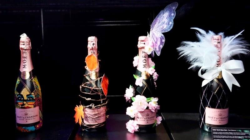 Four Season, Moet & Chandon Rosé Impérial, Celebrates Art & Creativity, Moet & Chandon, Rosé Impérial, Champagne Party