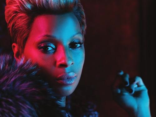 someone to love mary j blige album cover. Mary J. Blige is hard at work