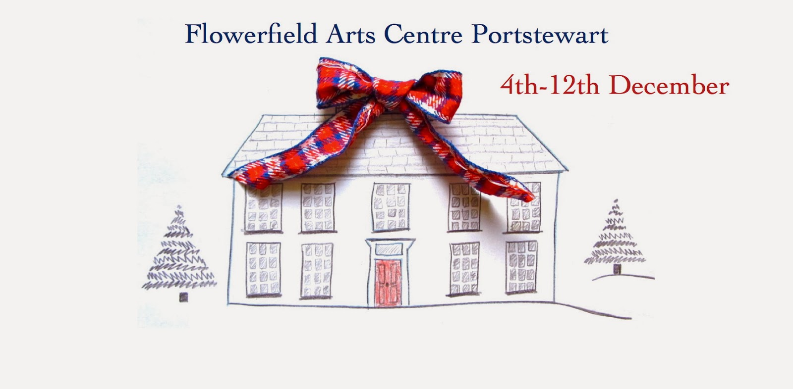 craft@flowerfield: \'The Christmas Present\' Exhibition