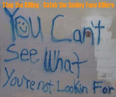 Stop the Killing - Catch the Smiley Face Killers