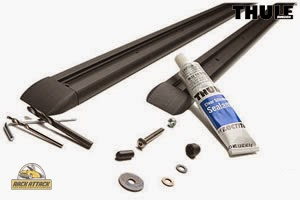 Thule TB60 60 Inch Top-Track with Bolts