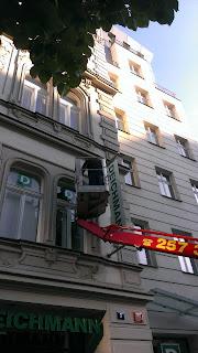 výškové mytí oken