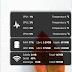 NotidyOSD Conky, monitor de consumo del pc visualmento como las burbujas de Ubuntu